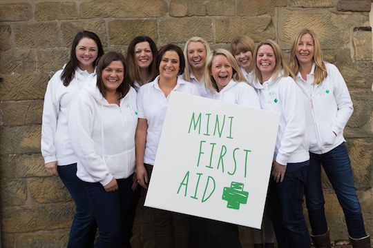 Join the Mini First Aid family.