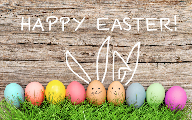 Wishing You a Safe & Happy Easter